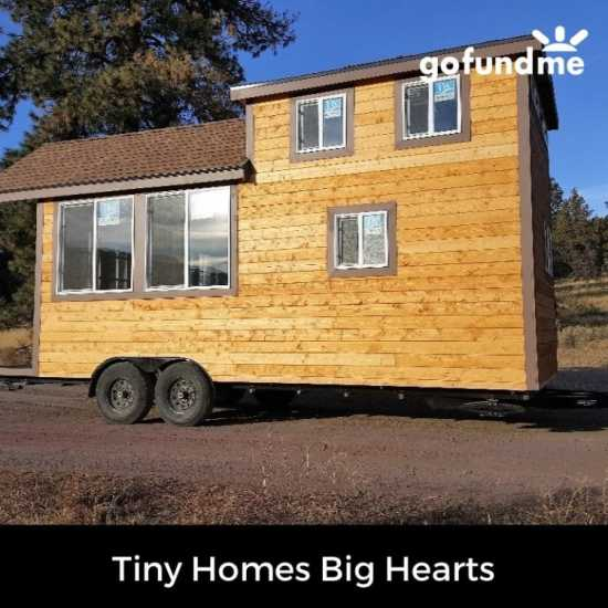 Tiny Homes Big Hearts