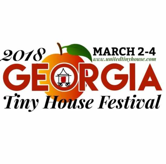 Georgia Tiny House Festival 2018 March 2-4