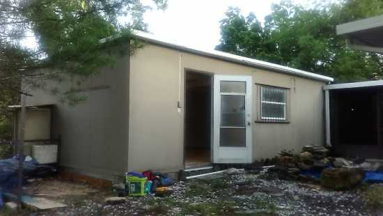 28'x16'x7' Structall Insulated Panel building