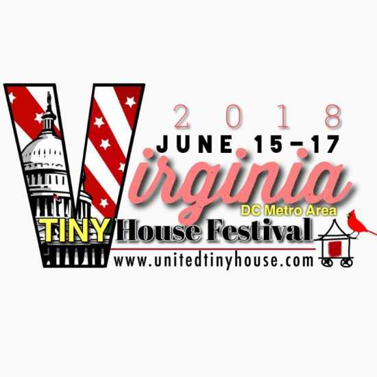 DC/Virginia Tiny House Festival 2018  June 15-17