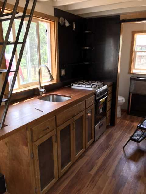 Tiny Home On Wheels Ready  for New Owners!