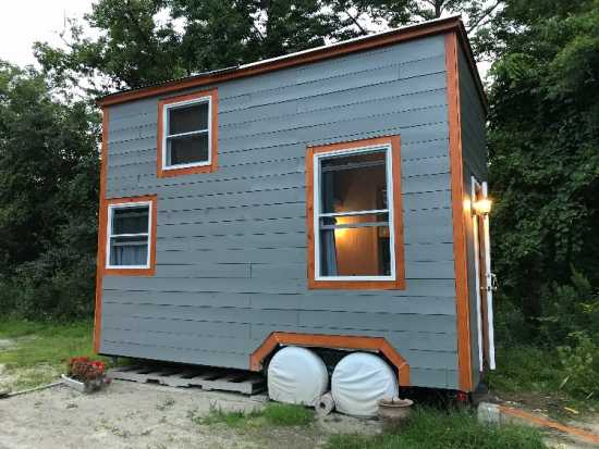 Tiny House On Wheels Home For Sale VT NY