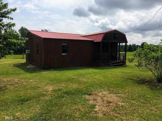 2bd 1 bth 580 sq ft home w/ 1 acre land