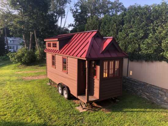 Brand New 20' Tiny House on Wheels