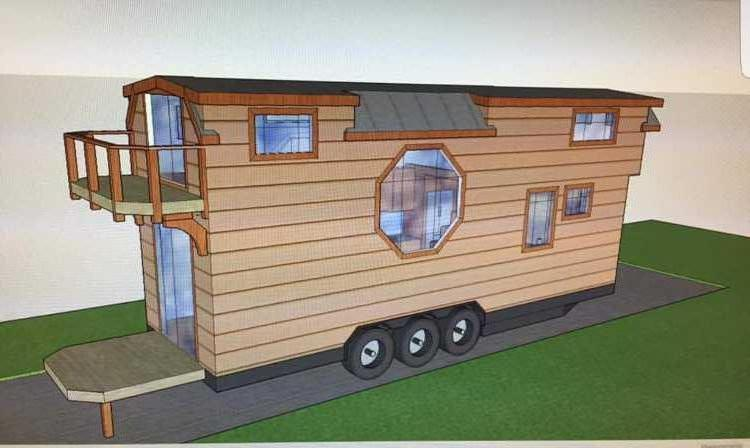 26 FOOT CUSTOMIZABLE TINY HOME